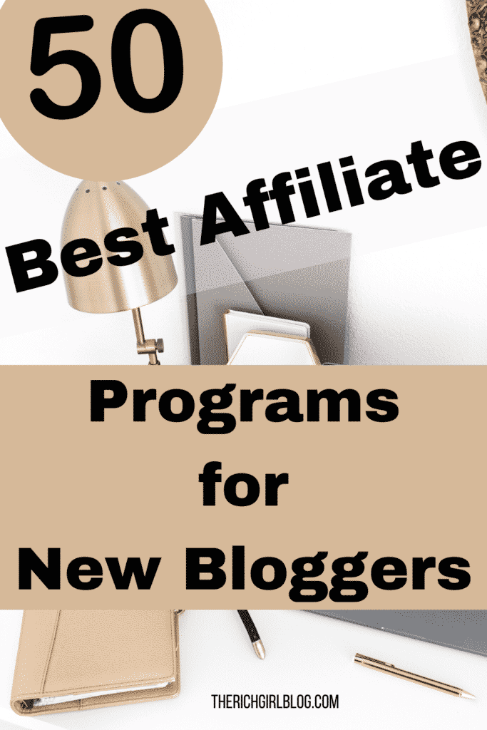 50 Best Paying Affiliate Programs