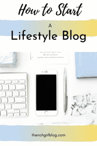 How to successfully start a lifestyle blog