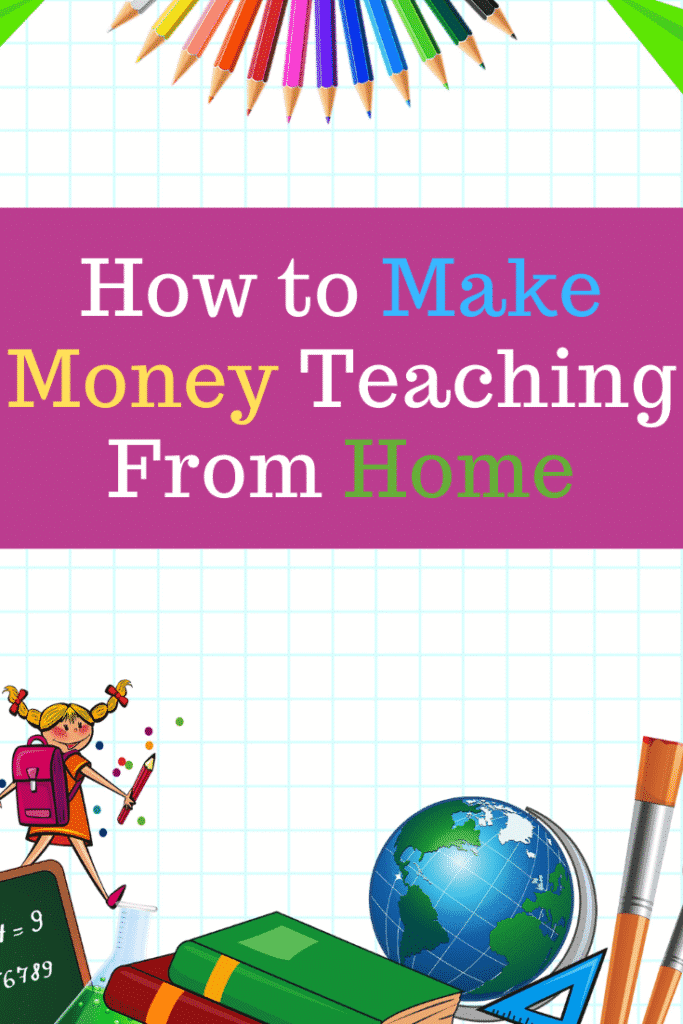 How to Make Money Teaching From Home.data-pin-description=