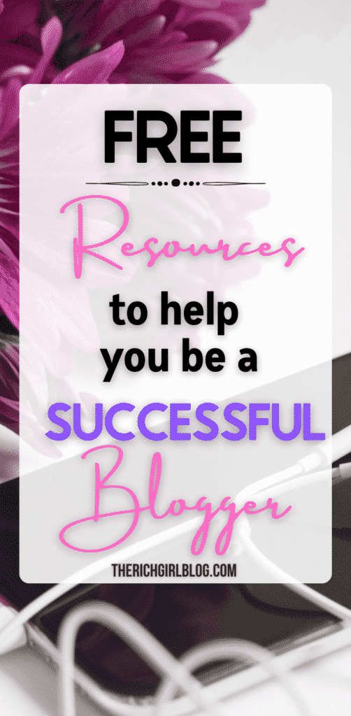 Blogging for beginner resources and blog post ideas.