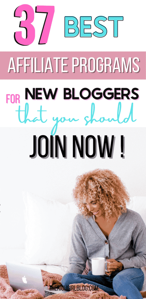 Best affiliate program for bloggers and beginners