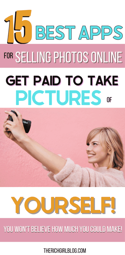 15 best apps for selling photos online