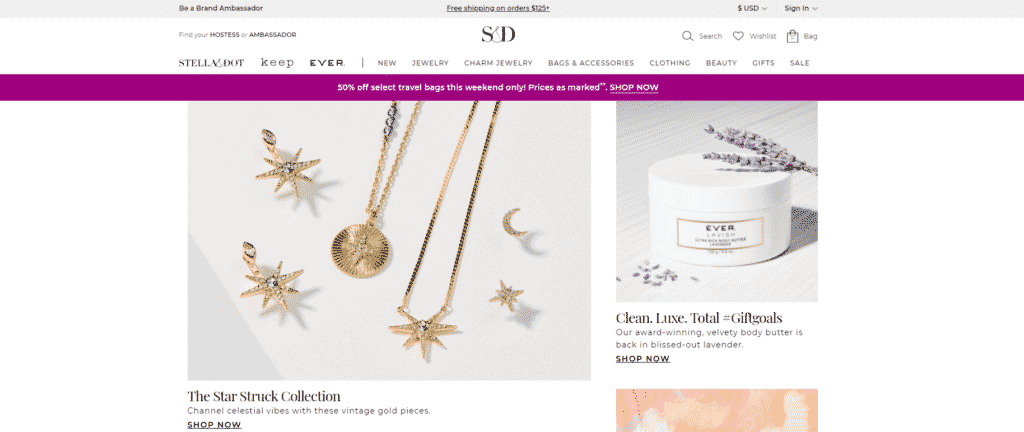 stella and dot affiliate program for beginners and new bloggers