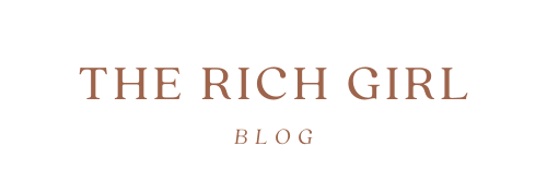 The Rich Girl Blog| Online Business and Passive Income